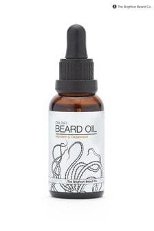 The Brighton Beard Co. Old Joll's Mandarin Cedarwood & Juniper Beard Oil 30ml