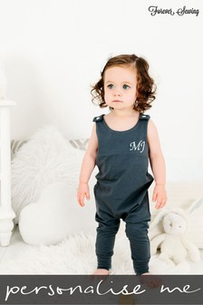 Personalised Romper Suit By Forever Sewing