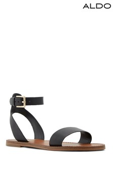 Aldo Leather Two Part Sandal