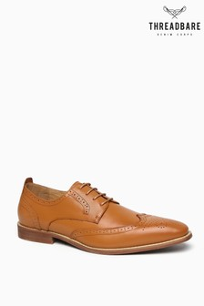 Threadbare Sandhurst Brogue Shoe