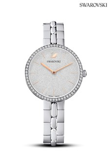 Swarovski Silver Steel Cosmopolitan Watch