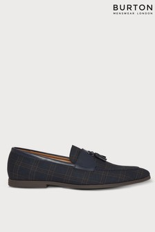 Burton Footwear Sydney Saddle Loafers