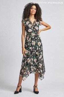 Dorothy Perkins Floral Print Midi Dress