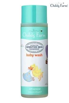 Childs Farm Baby Wash Fragrance Free 250ml