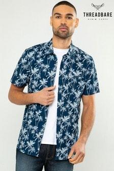 Threadbare Print Shirt