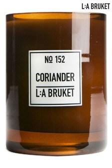 L:a Bruket Scented Candle Coriander 260g