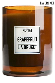 L:a Bruket Scented Candle Grapefruit 260g