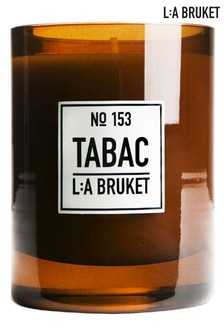 L:a Bruket Scented Candle Tabac 260g
