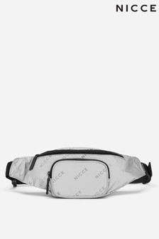 NICCE Core Reflective Bumbag With Aop Logo