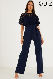 Quiz Lace Top Jumpsuit