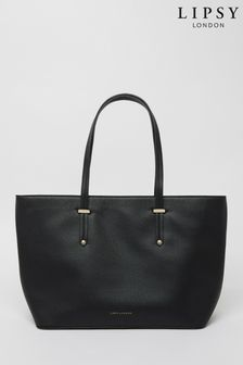Lipsy Black Shopper Bag