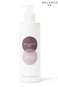 Balance Me Rose Otto Body Cream 250ml