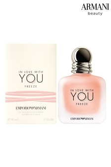 Emporio Armani In Love With You Freeze Eau de Parfum For Her 50ml