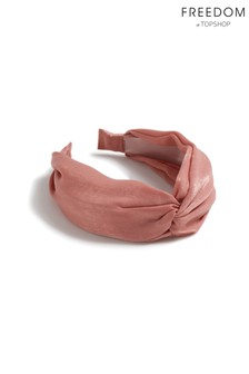 Freedom Pink Twist Headband
