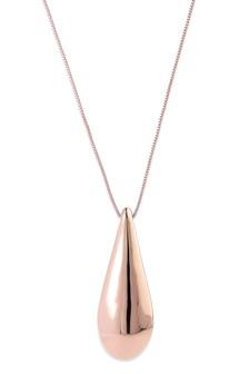 PILGRIM Rose Gold Alma Necklace