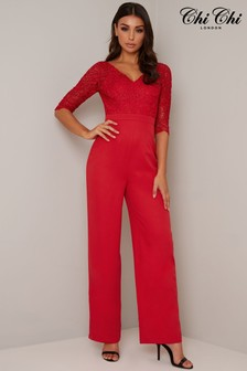 Chi Chi London Jumpsuit