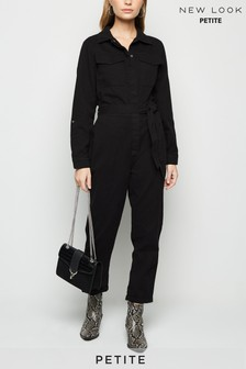 New Look Petite Belted Jumpsuit