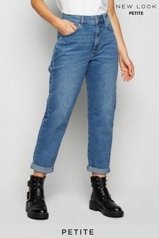 New Look Petite 'Lift & Shape' Mom Jeans