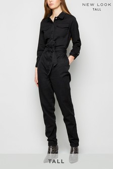 New Look Tall Belted Jumpsuit