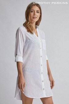 Dorothy Perkins Beach Shirt Dress