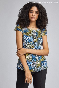 Dorothy Perkins Ditsy Patchwork T-Shirt