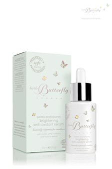 Little Butterfly London Petals and Blooms Brightening Anti Oxidant Serum 30ml
