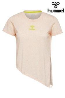 Hummel Cream Women HML Stacy T-Shirt