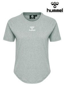 Hummel Women Grey HML Peyton T-Shirt