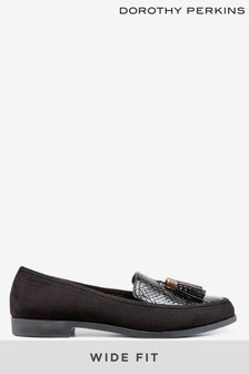 Dorothy Perkins Wide Fit  'Lille' Loafers