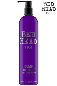 Tigi Bed Head Dumb Blonde Toning Shampoo 400ml