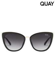 Quay Honey Cat Eye Sunglasses