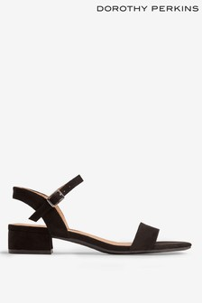 Dorothy Perkins Black Sprightly Sandal