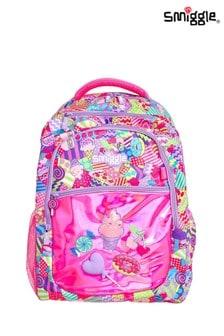 Smiggle Pink Far Away Backpack