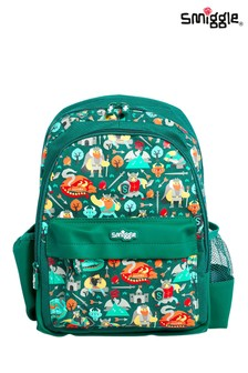 Smiggle Emerald Whirl Junior Backpack