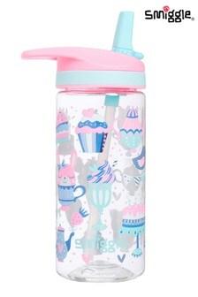 Smiggle Pink Whirl Junior Drink Bottle