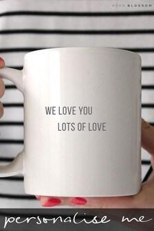 Personalised Worlds Best Mummy Mug by Koko Blossom