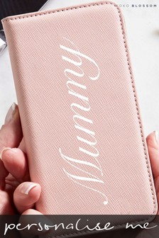 Personalised Mummy Flip Phone Case by Koko Blossom