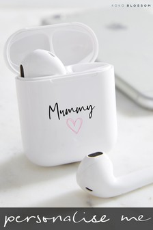 Personalised Mummy Earbuds by Koko Blossom