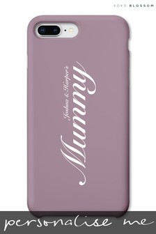 Personalised Mummy Samsung Phone Case by Koko Blossom