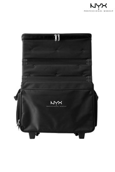 NYX Professional Make Up 3 Tier Stackable Makeup Artist Train Case