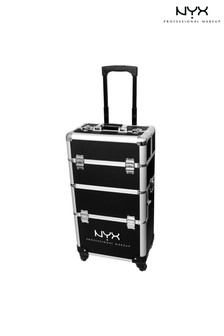 NYX Professional Make Up 4 Tier Makeup Artist Train Case