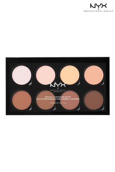 NYX Professional Make Up Highlight & Contour Pro Palette