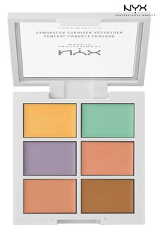 NYX Professional Make Up 3C Colour Correcting Palette Concealer
