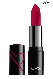 NYX Professional Make Up Shout Loud Satin Lipstick