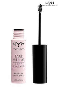 NYX Professional Make Up Bare With Me Hemp Brow Setter