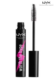 NYX Professional Make Up Worth the Hype Volumizing & Lengthening Mascara