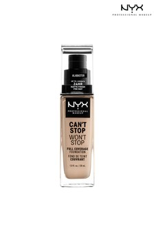 NYX Professional Make Up Can't Stop Won't Stop Full Coverage Foundation