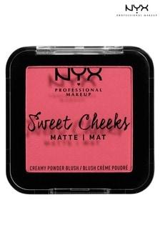 NYX Professional Make Up Sweet Cheeks Creamy Powder Blush Matte