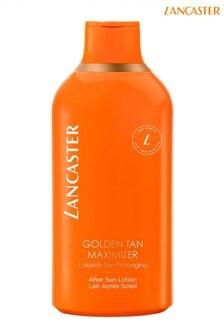 Lancaster Sun Tan Maximizer After Sun Lotion 400ml
