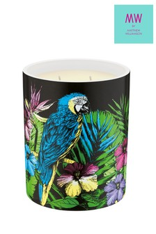 Matthew Williamson Extra Large Luxury Candle - 600g - Midnight Jungle